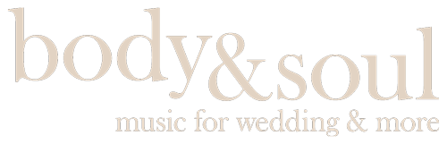 Music for wedding and more